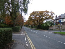 Broughton West, Woodlplumpton Lane, Lancashire © J Thomas